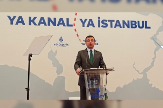 Istanbul Metropolitan Municipality Mayor Ekrem İmamoğlu explained the damages of Istanbul Canal with 15 items