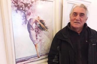 Ressam Canip Taşkıran: Su, boya ve fırçaya karşı savaş açtım