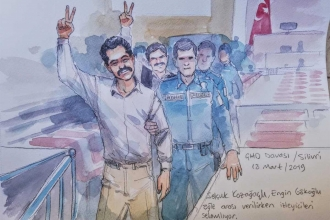 ÇHD davasında cezayı onayan mahkeme, dosyayı incelemeden itirazı reddetti
