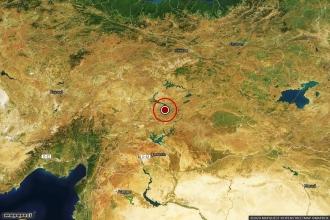 Malatya'da 4.6 büyüklüğünde deprem
