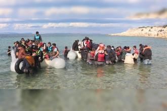 2019 yılında 74 bin 482 mülteci Türkiye'den Avrupa'ya geçiş yaptı
