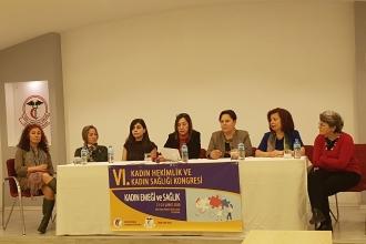 İzmir Tabip Odasından Kadın Emeği ve Sağlık kongresine çağrı