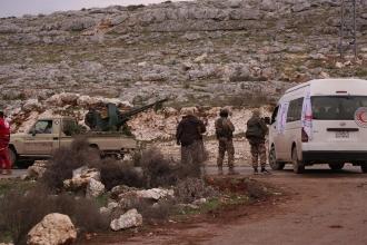 İdlib'de hava saldırısı düzenlendi, 2 asker hayatını kaybetti