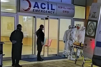 Van'da 3 kişi koronavirüs şüphesi nedeniyle karantina altında tutuluyor