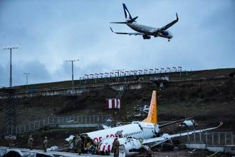 Sabiha Gökçen'deki uçak kazası soruşturmasında kaptan pilot hakkında tutuklama istemi