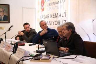 TGC Yaşar Kemal'i andı: Ulusun yüz akıydı