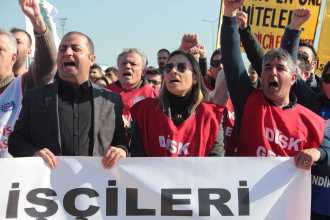Genel-İş İzmir 8 No'lu Şube kuruldu