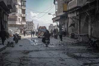 Gazetelerin gündemi İdlib: Karagül savaş karşıtlarını hedef gösterdi