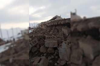 Emek Partisi, depremden etkilenen Van'ın Başkale ilçesine ziyarette bulundu