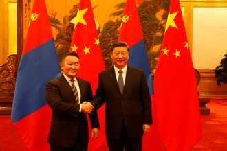 Moğolistan Devlet Başkanı Battulga koronavirüs şüphesiyle karantinaya alındı