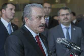 TBMM Başkanı Mustafa Şentop: Mecliste İdlib oturumu salı günü toplanacak