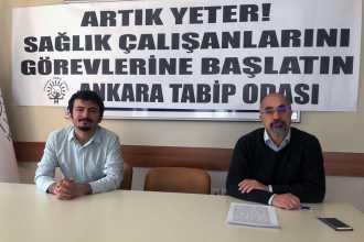 ATO: Ankara'da 18 sağlık çalışanının testi pozitif çıktı