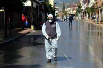 Koronavirüs nedeniyle ölenlerin sayısı dünya genelinde 33 bin 993'ü aştı