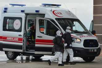 Türkiye'de koronavirüs: 131 ölüm, 9 bin 217 vaka | Türkiye'den gelişmeler (30 Mart)