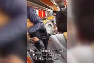"""""""İstanbul'a"""" denilerek otobüsle Osmaniye'ye götürülen mülteciler: Bizi unutmayın"""