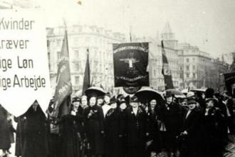 Danimarka Kadın İşçileri Sendikası