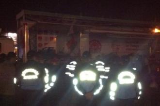 Erzurum'da CHP'lilere zabıta terörü