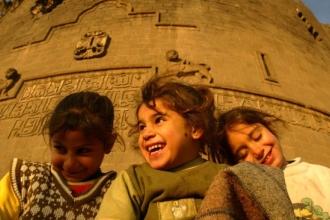 Diyarbakır'da çocuk sesleri...