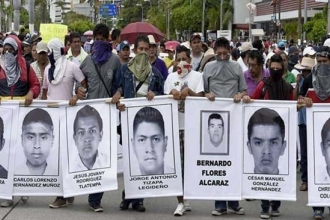 Hepimiz Ayotzinapa'yız