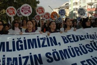 AKP'nin fıtratı kadınları öldürdü