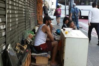 Futbol, caipirinha ve sambanın gölgesinde evsiz hayatlar