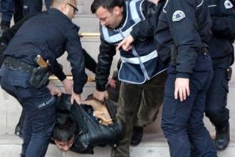 Bolu'da öğrencilere saldırı: 44 gözaltı