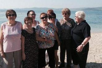 Denizi hayal eden kadınlar!