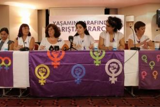 Barış için kadın ve LGBTİ örgütleri ortak deklarasyonu
