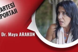 Maya Arakon: Halk barışın ne kadar güzel olduğunu gördü, bunu geri alamazsınız
