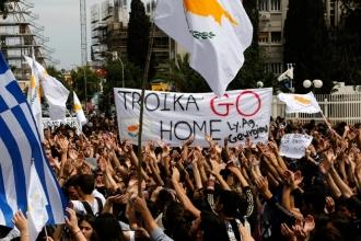 Troyka anlaşması ve Yunanistan gençliği