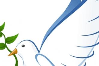 Tarafımız belli: barış!