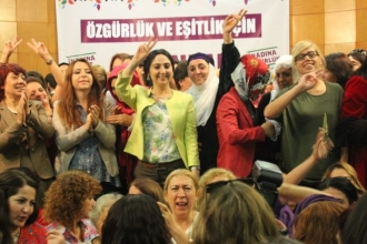 HDP Kadın Beyannamesini açıkladı: Özgürlük ve eşitlik için kadınlar kazanacak