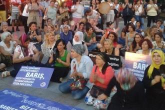 Maltepeli Kadınlar barış için dayanışmayı büyütüyor