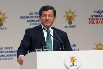 AKP seçim beyannamesini açıkladı