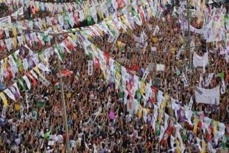 HDP, seçim mitinglerini iptal etti