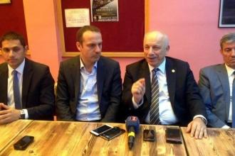 AKP Milletvekili: Vatandaş 7 Haziran'da ayağına sıktı, 1 Kasım'da da sıkarsa frenlerimiz tutmaz