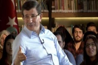 Davutoğlu: Bende hiç IŞİD'i destekleyecek yüz var mı?