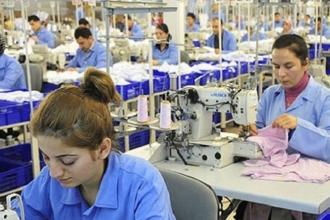 En çok çalış, en az ücreti al: tekstil işçiliği