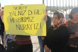 Nuray Bayraklı'ya mektup