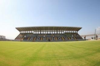 Bornova'ya UEFA standartlarına uygun stadyum