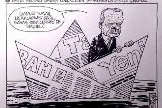 İktidarın 'medya taburu'