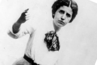Direnişi kadınlarla dokuyan Elizabeth Gurley Flynn