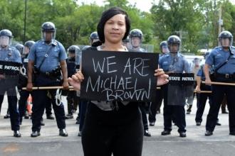 Fergusonlu kadınlar kendi seslerini buluyor