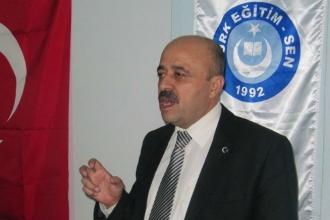 Türk Eğitim-Sen Genel Sekreteri Musa Akkaş: Türkiye'yi eylem alanına çeviririz