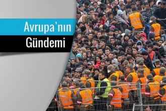 Avrupa'da işçiler ve  mülteciler mercek altında