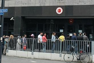 Türkiyeliler, Rotterdam mitingini iptal etti