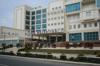 Elazığ Belediyesi makyaj peşinde