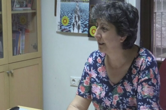 KESK Central Executive Board member Elif Çuhadar in custody