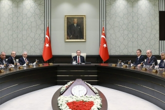 Cabinet shuffle in Turkey: Justice and defence ministers changed