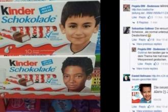 Kinder'in fotoğrafları, ırkçı grubu kazdığı kuyuya düşürdü